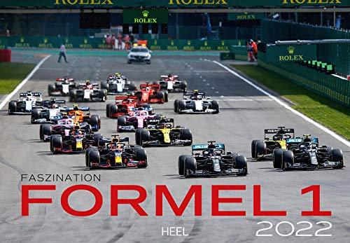 Faszination Formel 1 2022: Die Königsklasse des Motorsports