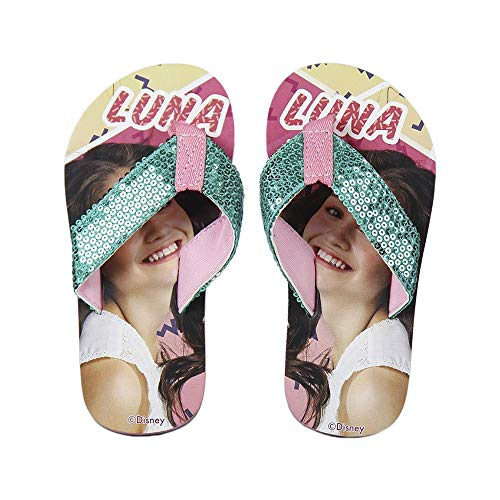 Soy Luna S0712977, Tongues Mixte bébé, Rose, Medium