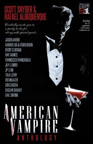 American Vampire: Anthology #1 (English Edition)