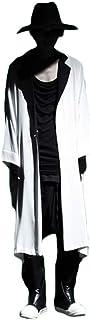 (バリオスウェイズ)Various Ways メンズ ファッション【薄手 スーパーロング スプリングチェスター アウター】サマージャケット チェスターコート メンズ 薄手 Tシャツ V系 キレカジ 通学 ライブ コンサート 衣装 サマーガウン