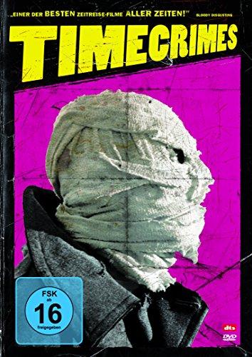 Timecrimes - Mord ist nur eine Frage der Zeit [Francia] [DVD]