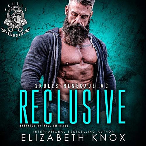 Reclusive audiobook cover art