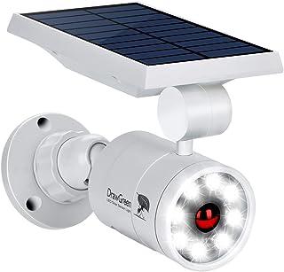 Solar Lights Outdoor Motion Sensor, 1400-Lumen Bright LED Spotlight 9-Watt(130W Equiv.), Solar Security Lights for Garden ...
