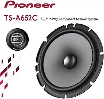 """$79 » Pioneer TS-A652C 6-1/2"""" 2 Way Component Speaker System"""