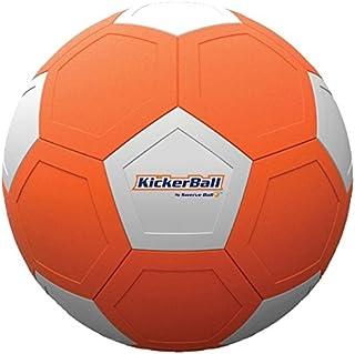 KICKER BALL Ballon02 Kinderbal speelt als een professional – bekend van de televisie, oranje