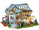 Casa de té de Rose Garden