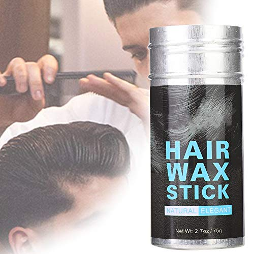 Palillo de cera de pelo, pena de pelo ligero palo con crema para hombres mujeres 75g