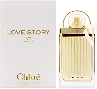 Chloe Love Story Eau De Parfums 75, 2.5 Fluid Ounce