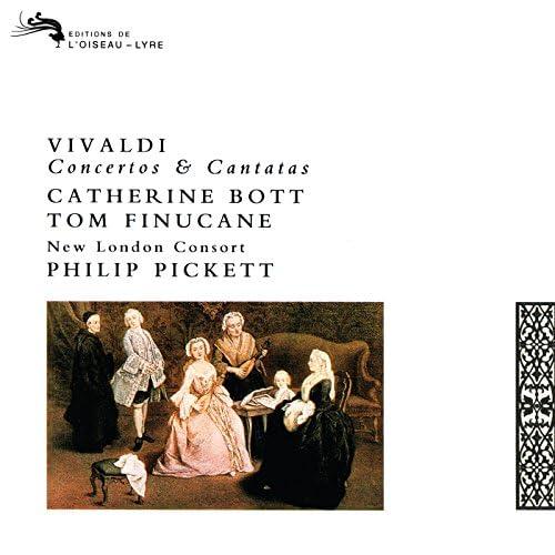 Catherine Bott, Tom Finucane, New London Consort, Philip Pickett & AntonioVivaldi