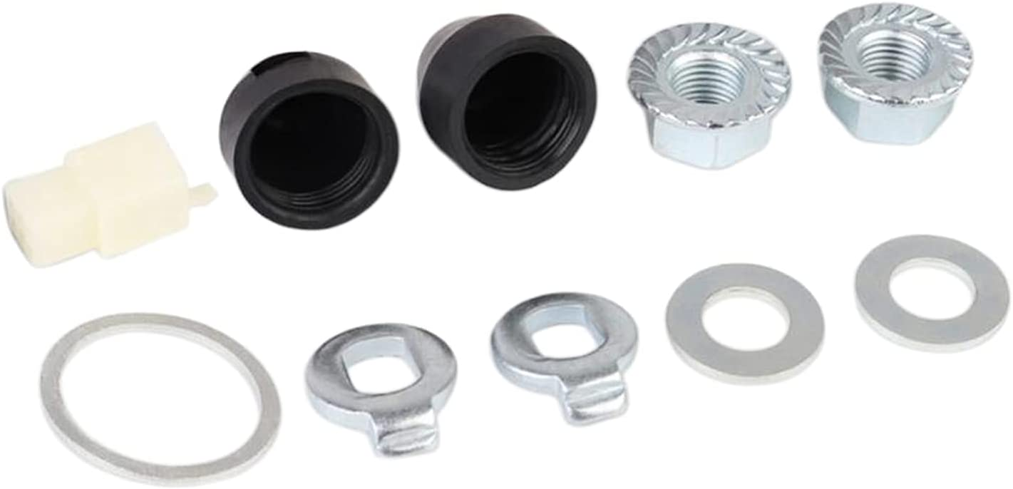 Fancyes Steel E-Bike Hub Max 79% Max 73% OFF OFF Motor Electric Washer Bicyc Safety Nuts
