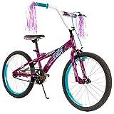 Huffy Kids Bike 20-inch Bicycle for Girls, Single-Speed