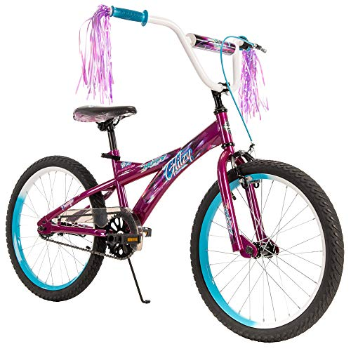 Huffy Kids Bike 20-inch Bicycle for Girls, Single-Speed