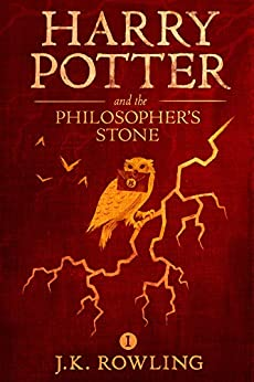 Harry Potter and the Philosopher's Stone (English Edition) di [J.K. Rowling]