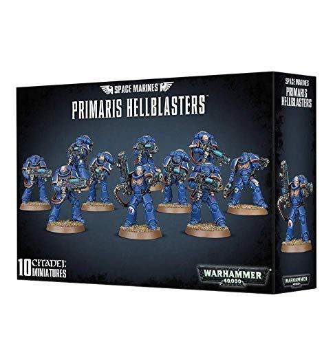 Warhammer SPACE MARINES PRIMARIS HELLBLASTERS 48-76