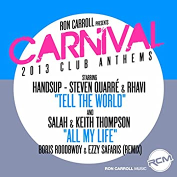Ron Carroll Presents (Carnival 2013 Club Anthems)