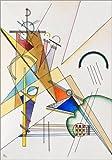 Poster 50 x 70 cm: Gewebe von Wassily Kandinsky -