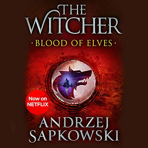 Couverture de Blood of Elves
