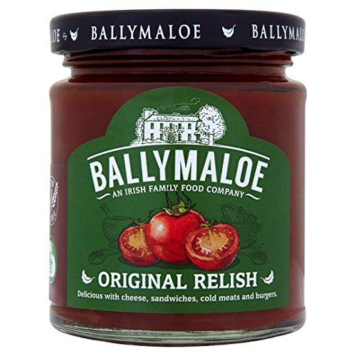 Ballymaloe Original Tomato Relish, 310 g Glas