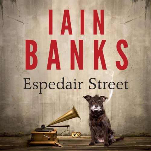 Espedair Street audiobook cover art