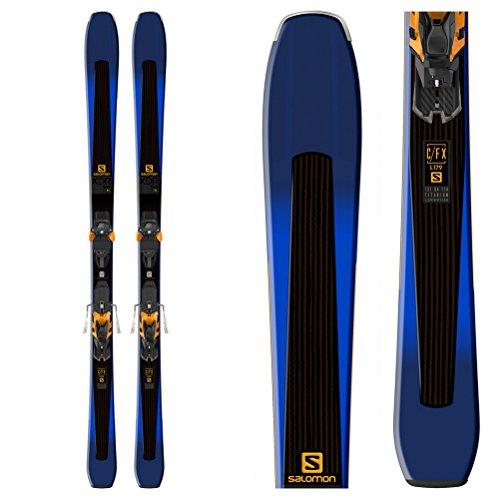 Salomon XDR 84 Ti Skis with Warden MNC 13 Bindings 2018 - 165cm
