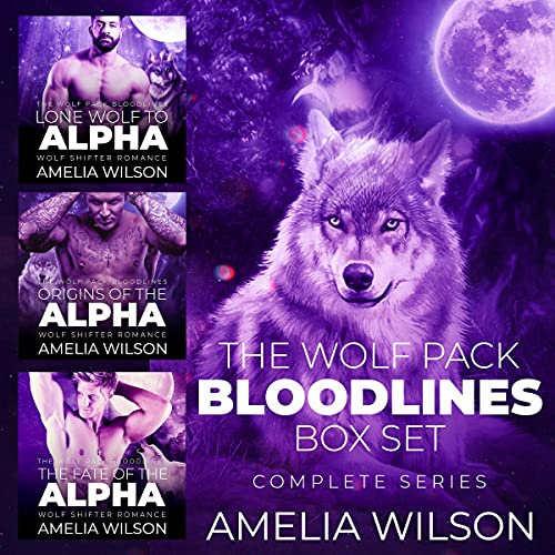 The Wolf Pack Bloodlines Box Set: Complete Series cover art