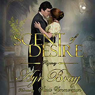 Scent of Desire audiobook cover art