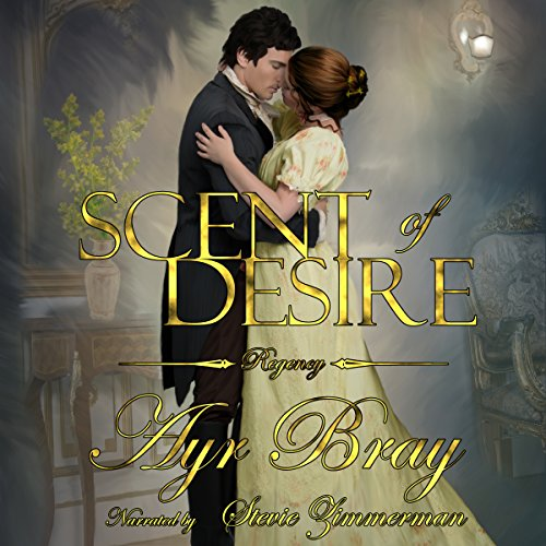 Scent of Desire audiobook cover art