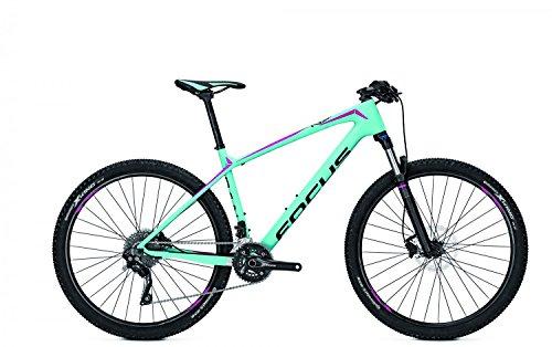 Focus Raven Elite 27 Donna 20G 27 - Bicicleta de montaña para mujer, altura del marco: 50 cm, color: azul