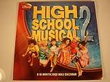 Calendario de pared 2 2008 Musical High School