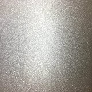 Oracal 8510 - Etched Glass Vinyl - 090 Silver (fine) - 12