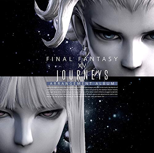 【Amazon.co.jp限定】Journeys: FINAL FANTASY XIV Arrangement Album【映像付サントラ/Blu-ray Disc Music...