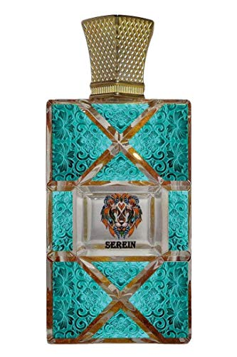 SEREIN. By Royal Creed. France. Eau De Parfum Spay for Women. 100ml (3.4 oz). Wt 680 gm. Box Size 17 x 11.5 x 6 cm