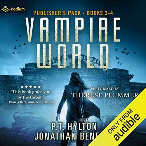 Vampire World: Publisher's Pack 2 cover art