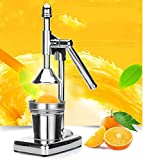 Presse-agrumes manuel, presse à la main, presse-agrumes, agrumes, citron, citron vert, pamplemousse.