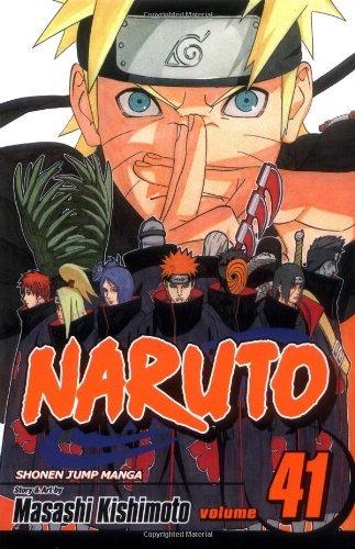 Naruto, Vol. 41: Jiraiya's Decision (Naruto Graphic Novel) (English Edition)