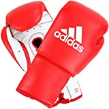 adidas Glory Boxing Gloves (RED/White, 8oz)