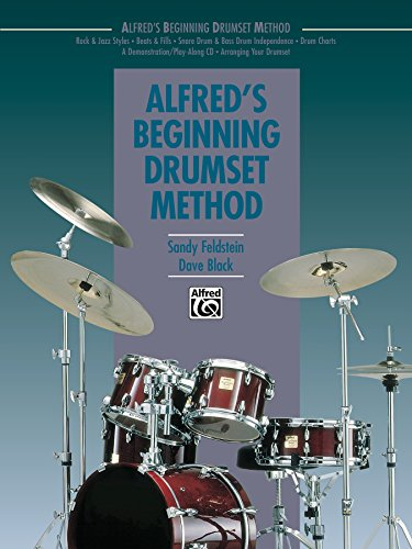 Alfred's Beginning Drumset Method: Learn How to Play Drumset with this Innovative Method (Alfred's Drumset Method)