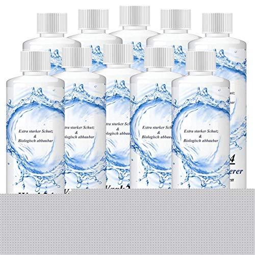 Wark24 Wasserbett Konditionierer Conditioner 250ml - Extra starker Schutz - 20% Wirkstoffgehalt - Biologisch abbaubar - bekämpft wirksam Bakterien, Pilze, Hefen sowie Algen (10er Pack)