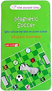 Magnetic Travel Mini Soccer Game - Car Games , Airplane...