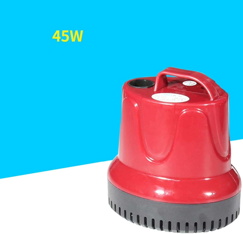 FELICIPP Submersible Pump 600L5000L Hr, Fountain Water Pump for Fish Tank, Hydroponics,Aquarium (Wattage   45W)