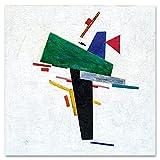 Giallobus - Pinturas - Kazimir Malevic - Abstracto n. 1 - Vidrio acrílico plexi -...