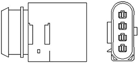 MAGNETI MARELLI 466016355034 Lambdasonde Regelsonde, Lambdasonde, Lambda Sensor