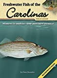 Freshwater Fish of the Carolinas Field Guide (Fish Identification Guides)