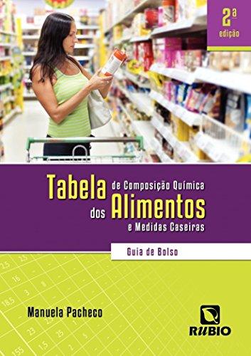 Tabela de Composição Química dos Alimentos e Medidas Caseiras: Guia de Bolso