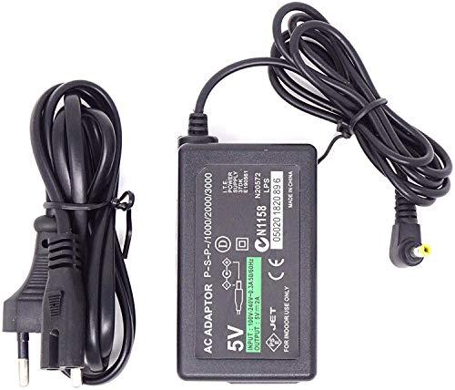 Cargador de fuente de alimentación compatible con la consola Sony PSP 1000/2000/3000