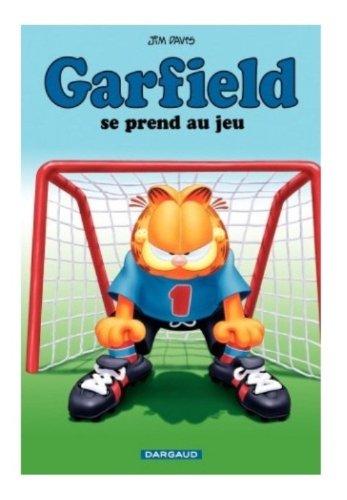 Garfield, tome 24 : Garfield se prend au jeu