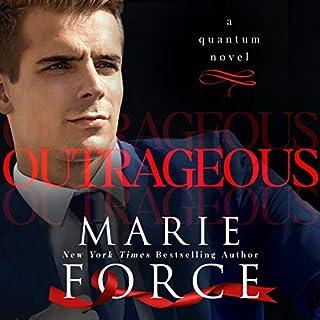 Page de couverture de Outrageous