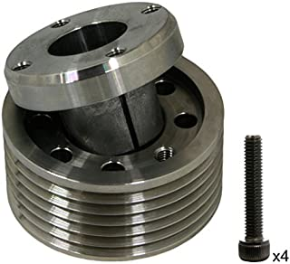 mini supercharger pulley