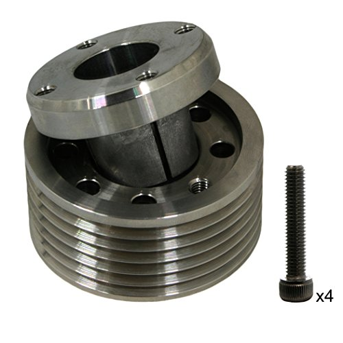 Supercharger Pulley: Amazon com