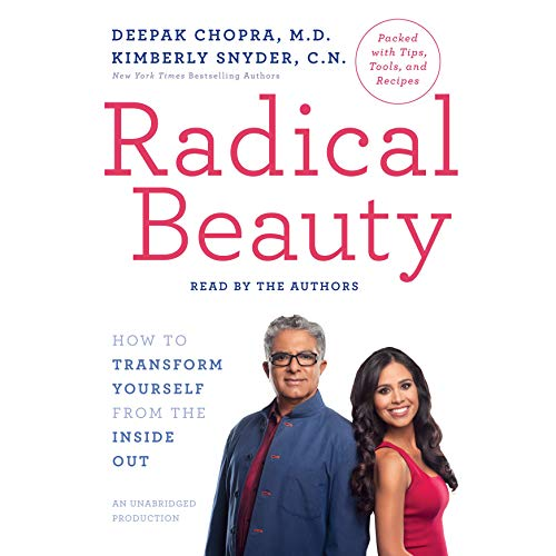 Radical Beauty audiobook cover art
